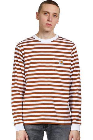 Carhartt L/S Scotty Pocket T-Shirt