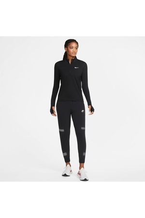 Nike Laufshirt » Element (2) Women's 1/2-zip Running Top«