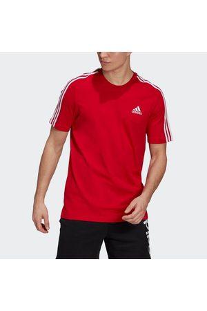 adidas T-Shirt »ESSENTIALS 3-STREIFEN«