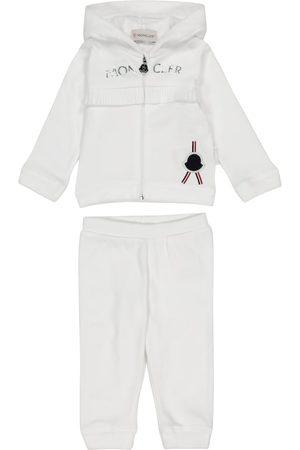 Moncler Baby Jogginganzug aus Baumwolle