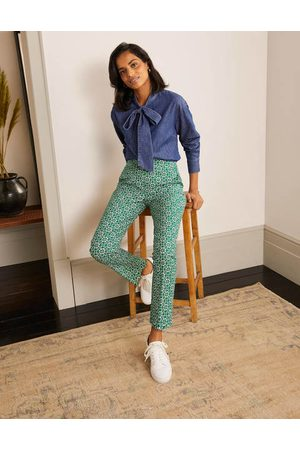 Boden Richmond 7/8-Hose Green Damen