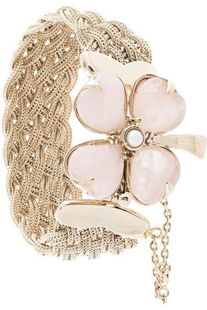 Goossens Armband mit Kleeblatt