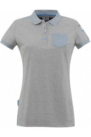 macron Lazio Rom Damen Fan Polo-Shirt 58089463
