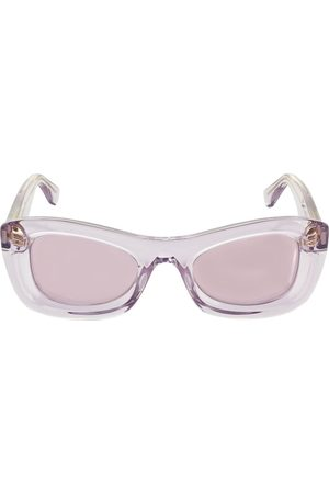 """Bottega Veneta Sonnenbrille Aus Acetat """"bv1088s"""""""