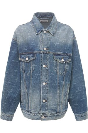 Balenciaga Jeans Aus Bio-baumwolldenim