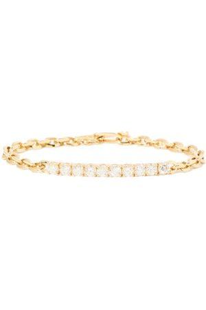 Lizzie Mandler Diamond & 18kt Bracelet