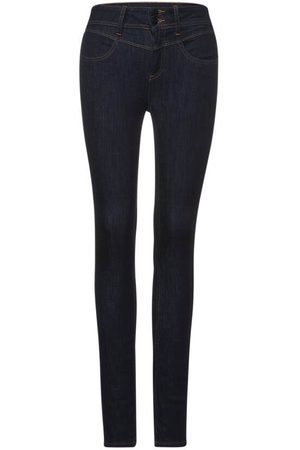 Street one Damen Slim - Slim Fit Denim