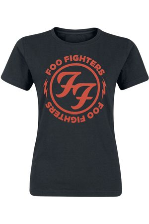 Foo Fighters Logo Red Circle T-Shirt