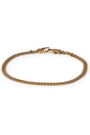 TOM WOOD Herren Armbänder - Curb Bracelet M