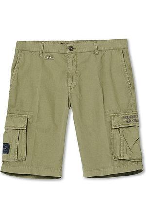 AERONAUTICA BE066 Cargo Shorts Green