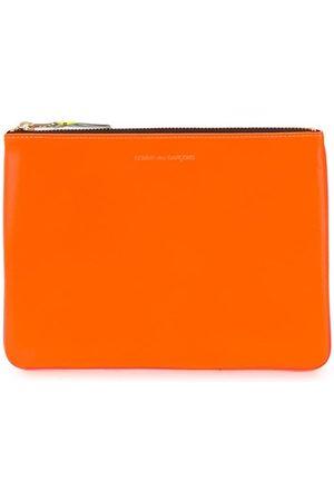 Comme Des Garçons Wallet Portemonnaie in Colour-Block-Optik