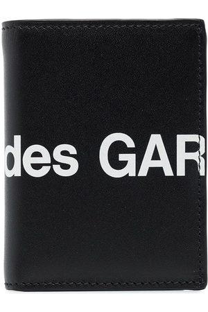 Comme Des Garçons Wallet Portemonnaie mit Logo-Print