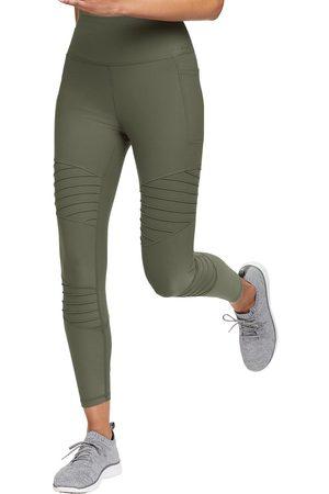 Eddie Bauer Damen Leggings & Treggings - Trail Tight Leggings - High Rise - mit Einsätzen Damen Gr. XS