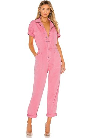 Pistola Grover Jumpsuit in . Size M.