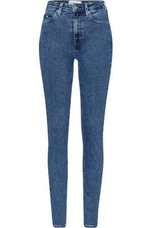 Calvin Klein 5-Pocket-Jeans »HIGH RISE SKINNY«
