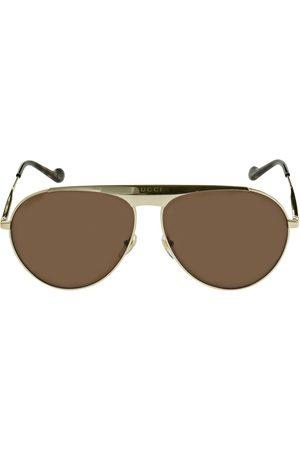 """Gucci Metall-sonnenbrille """"gg0908s Pilot"""""""
