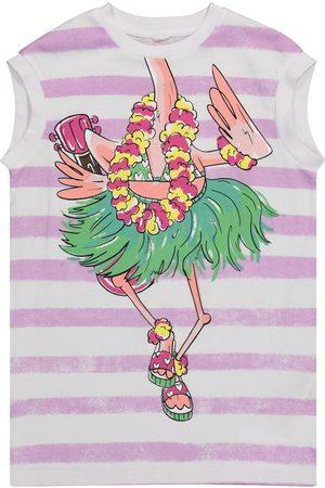 Stella McCartney Bedrucktes Kleid aus Baumwolle
