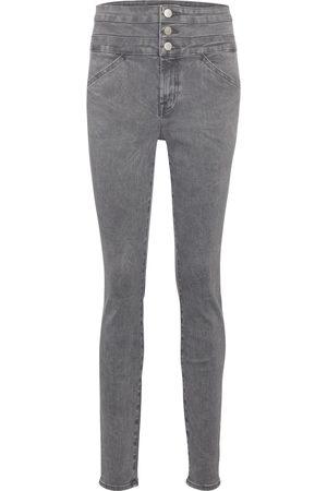 J Brand High-Rise Skinny Jeans Annalie