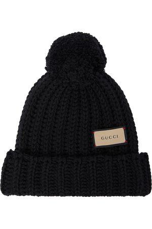 Gucci Beanie aus Wolle