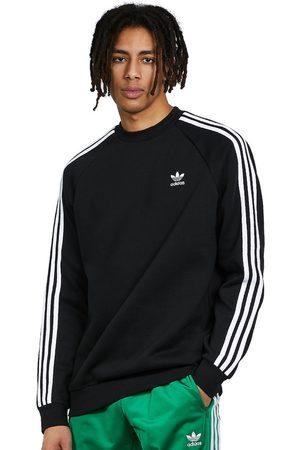 adidas Herren Sweatshirts - 3-Stripes Crew Sweater