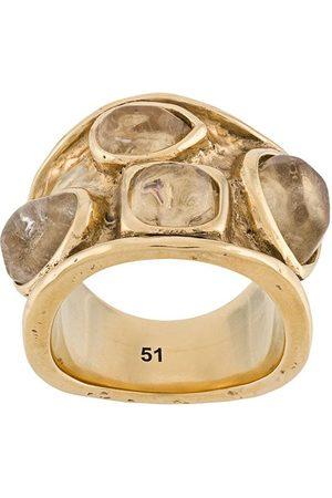 Goossens Ring mit kleinen Cabochons