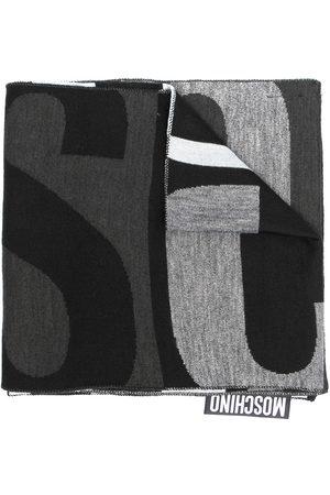 Moschino Schal mit Logo