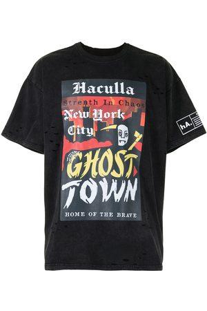 HACULLA Langarmshirt mit grafischem Print