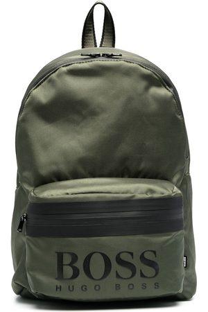 BOSS Kidswear Rucksack mit Logo-Print