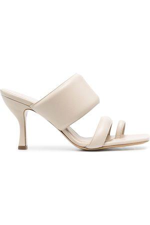 Gia Borghini Damen Clogs & Pantoletten - Mules aus Leder