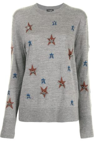 CHANEL Damen Pullover - Paris Limited Dallas Star Pullover