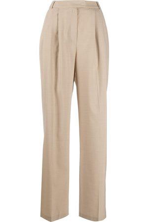 12 STOREEZ Taillenhose mit weitem Bein
