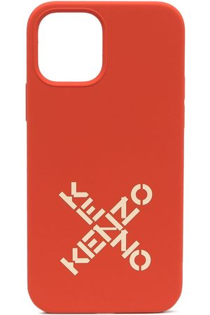 Kenzo IPhone 12 Pro-Hülle mit Logo