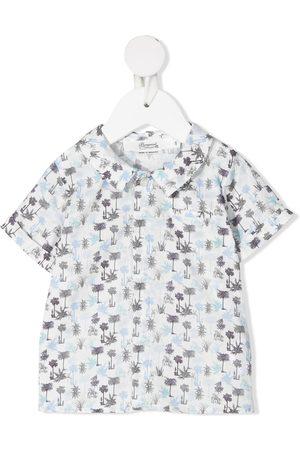 BONPOINT Baby Blusen - Hemd mit grafischem Print