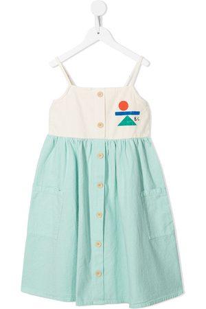 Bobo Choses Balance Kleid mit geometrischem Print