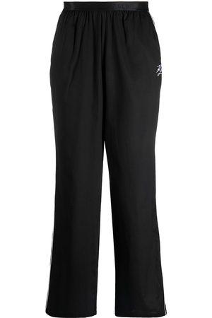 Karl Lagerfeld Pyjama-Hose mit Logo-Bund
