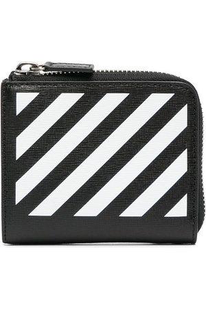 Off-White Diag Portemonnaie