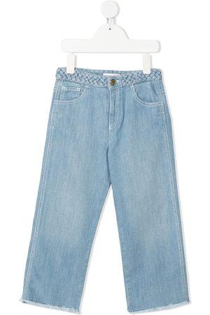 Chloé Jeans mit geradem Bein