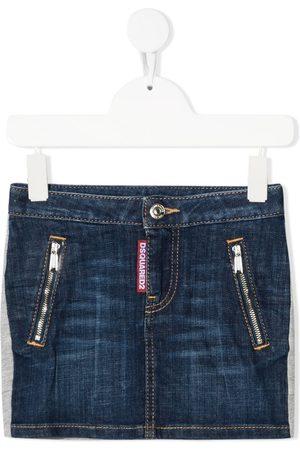Dsquared2 Mädchen Jeansröcke - Jeansrock mit dunkler Waschung