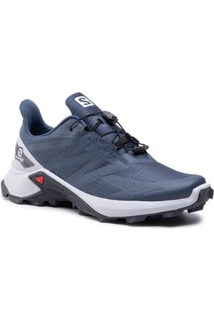 Salomon Supercross Blast 412842 27 V0 Dark Denim/Pearl Blue/Ebony