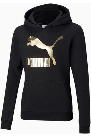 PUMA Classics Logo Jugend Hoodie