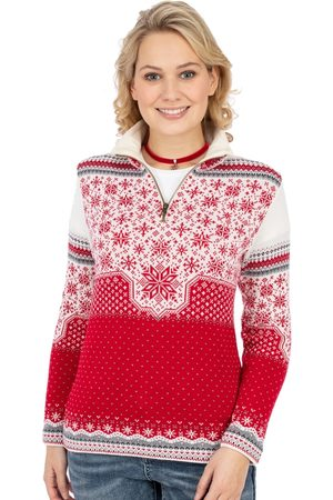 AlpSpur Damen Pullover - Norweger Pullover MARIA