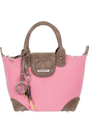 LADY EDELWEISS Damen Handtaschen - Henkeltasche 15008