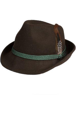Schuhmacher Damen Hüte - Trachtenhut HT750 mit Feder