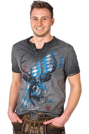 hangOwear Herren Trachtenshirts - Trachten T-Shirt FERDI Bavaria