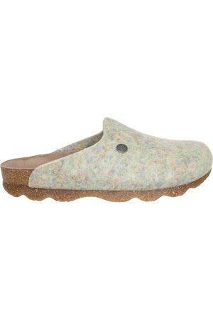 Genuins Damen Hausschuhe - Pantoffel G101759 HELSINKI PETT Mix