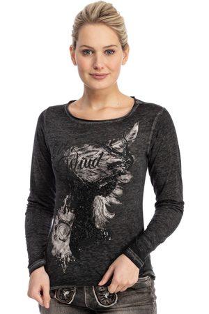 hangOwear Damen Longsleeves - Langarmshirt THORDIS