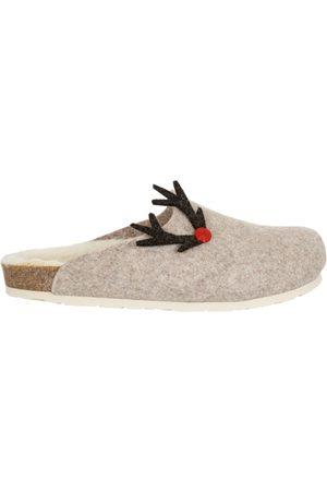 Genuins Damen Hausschuhe - Pantoffel G101779 SHETLAND