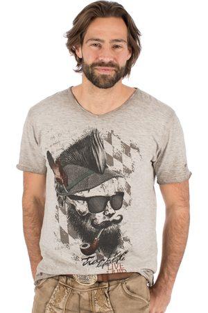 hangOwear Herren Trachtenshirts - Trachten T-Shirt FRANZL