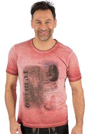 OS-TRACHTEN Herren Trachtenshirts - Trachten T-Shirt FYNN
