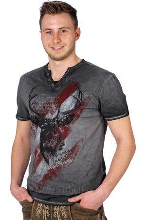 hangOwear Herren Trachtenshirts - Trachten T-Shirt FERDI Austria